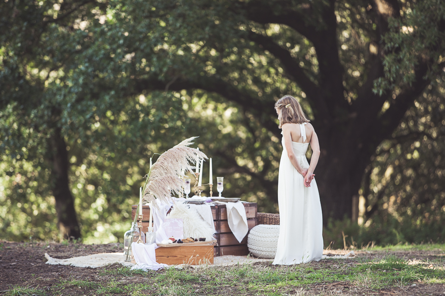 Beach boho wedding styling ideas from the UK, image credit Katie Mortimore (15)