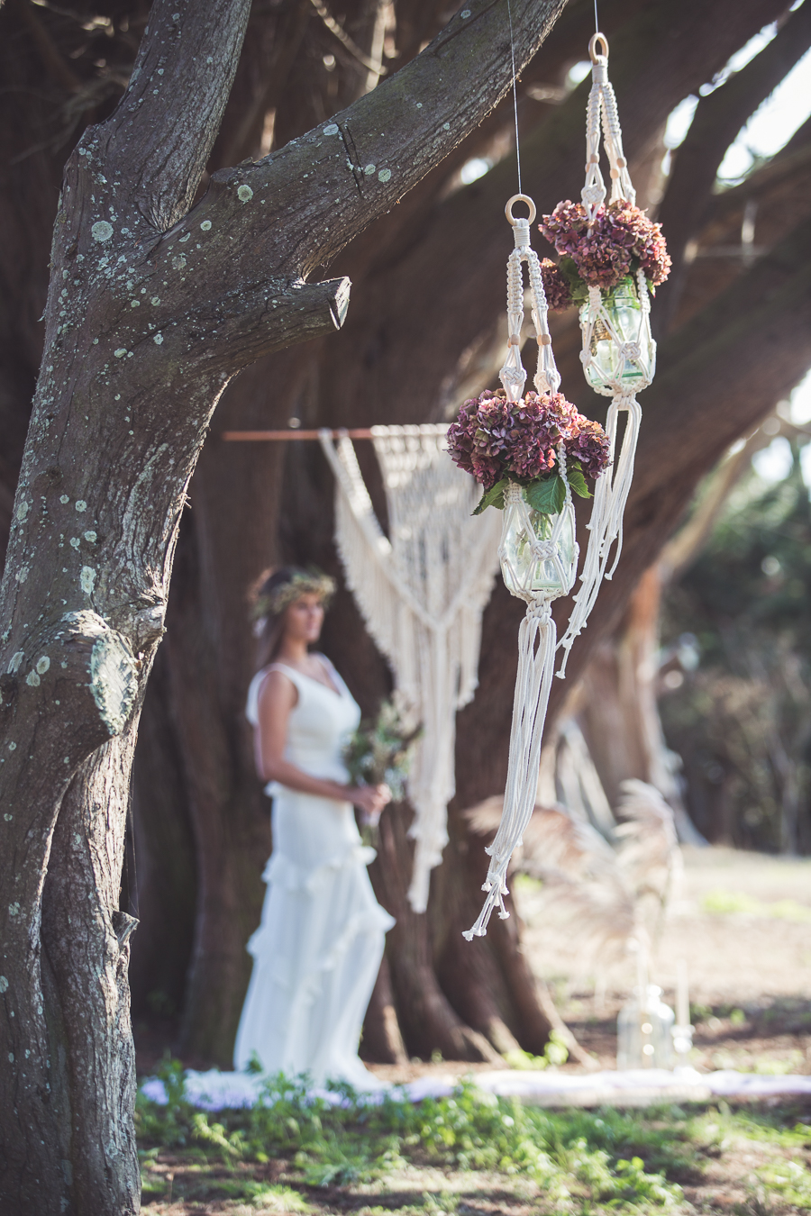 Beach boho wedding styling ideas from the UK, image credit Katie Mortimore (18)