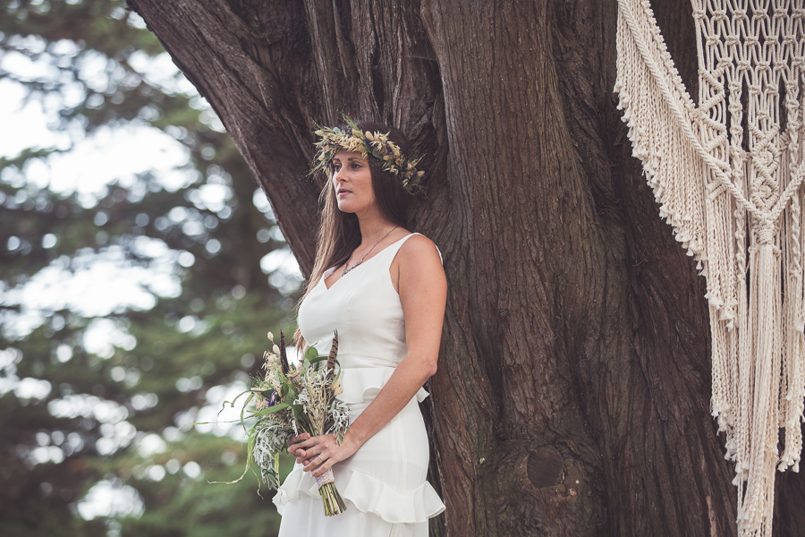 Beach boho wedding styling ideas from the UK, image credit Katie Mortimore (21)