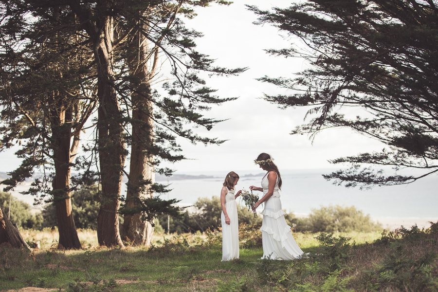 Beach boho wedding styling ideas from the UK, image credit Katie Mortimore (29)