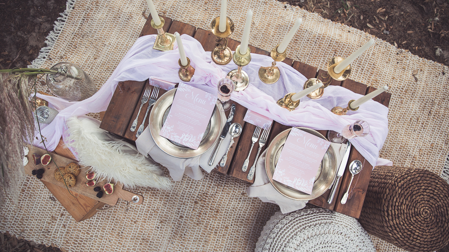 Beach boho wedding styling ideas from the UK, image credit Katie Mortimore (32)