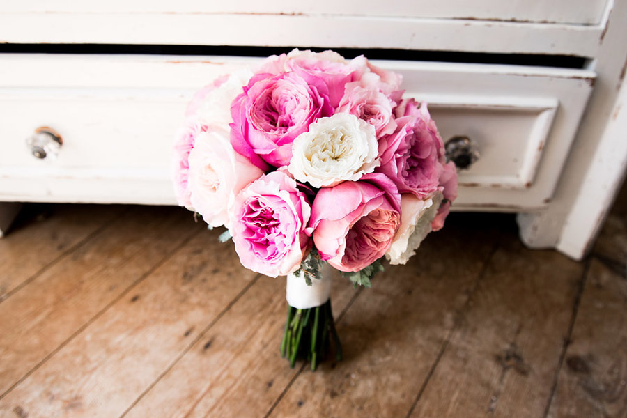 Fabulously feminine sparkly wedding styling from Rectory Farm on English Wedding - credit Nicola Norton Photography (3)