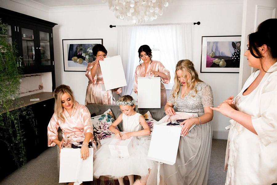 Fabulously feminine sparkly wedding styling from Rectory Farm on English Wedding - credit Nicola Norton Photography (8)