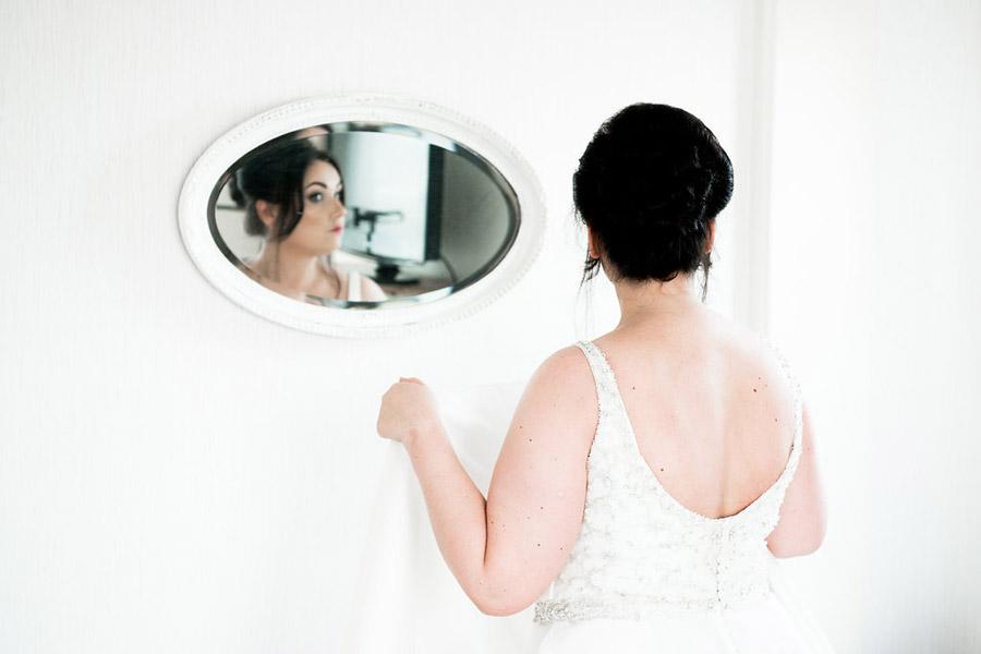 Fabulously feminine sparkly wedding styling from Rectory Farm on English Wedding - credit Nicola Norton Photography (10)