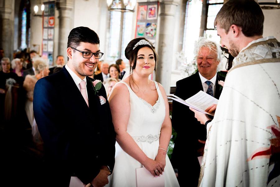 Fabulously feminine sparkly wedding styling from Rectory Farm on English Wedding - credit Nicola Norton Photography (19)