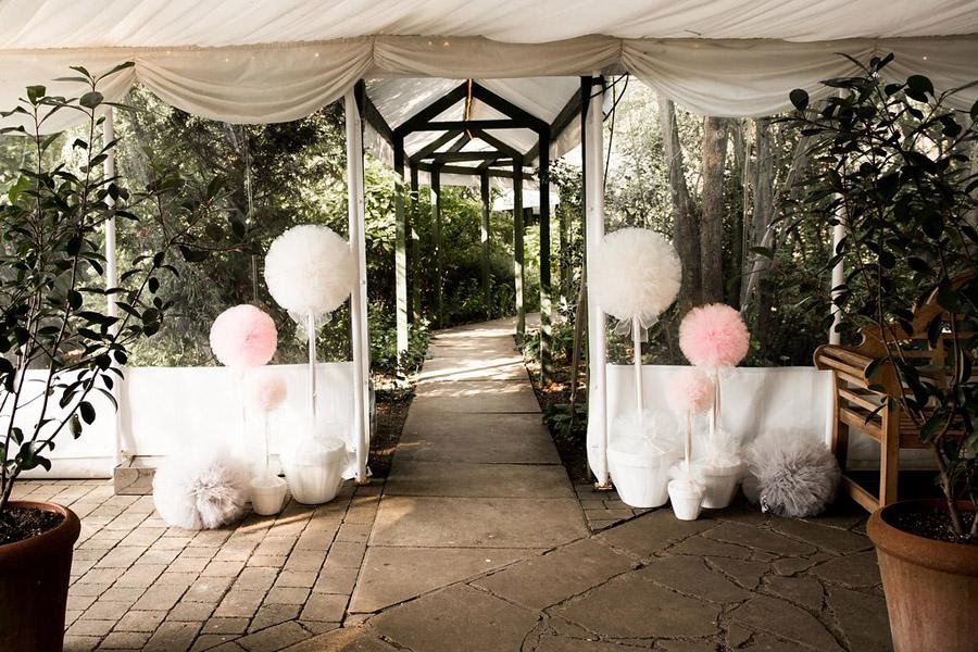 Fabulously feminine sparkly wedding styling from Rectory Farm on English Wedding - credit Nicola Norton Photography (34)