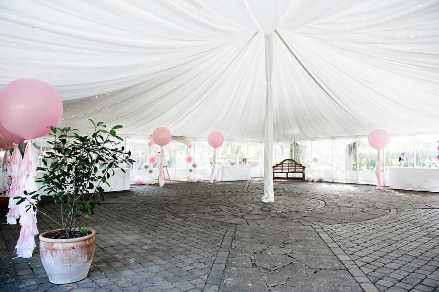 Fabulously feminine sparkly wedding styling from Rectory Farm on English Wedding - credit Nicola Norton Photography (35)