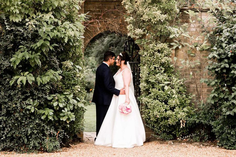 Fabulously feminine sparkly wedding styling from Rectory Farm on English Wedding - credit Nicola Norton Photography (41)