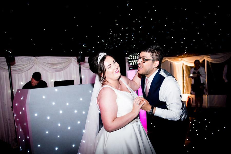 Fabulously feminine sparkly wedding styling from Rectory Farm on English Wedding - credit Nicola Norton Photography (46)