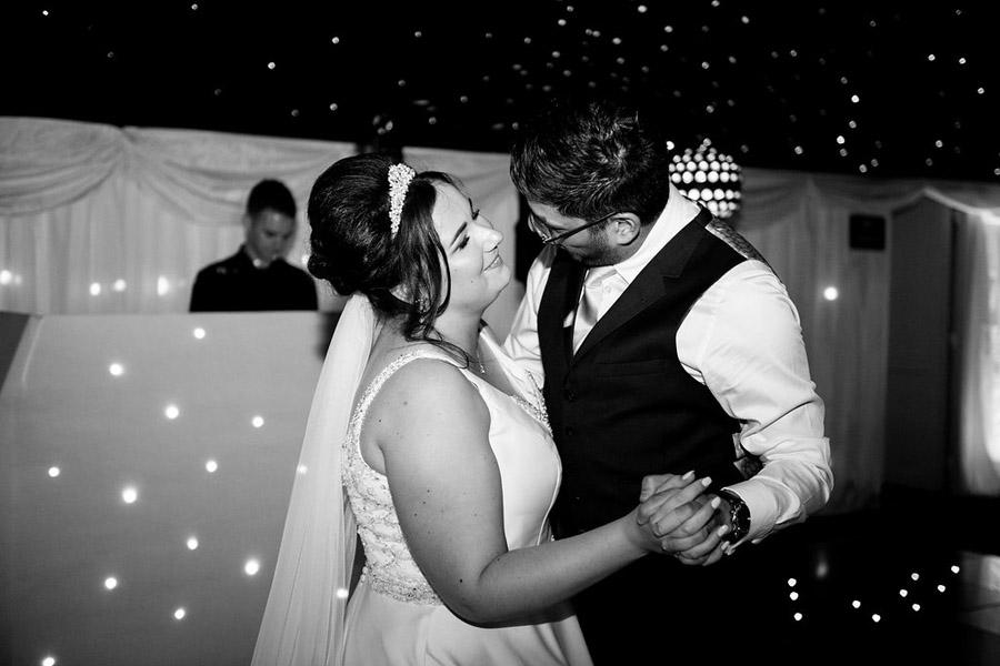 Fabulously feminine sparkly wedding styling from Rectory Farm on English Wedding - credit Nicola Norton Photography (47)
