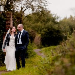 Rosie and Dom's gorgeous autumnal Royal Albert Memorial Museum wedding, with Lee Maxwell Photography