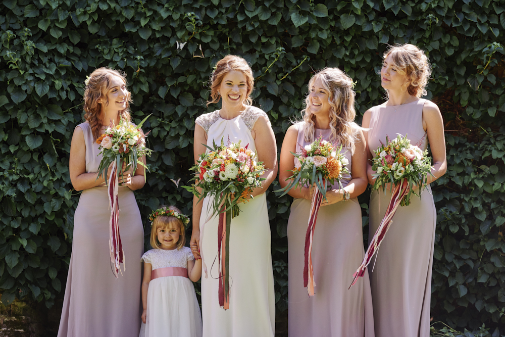 Relaxed styling for a summer wedding near Cambridge with Rose Images Wedding Photography (12)