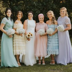 Glorious golden hour images from Tiffany and Joe's Colchester Castle wedding, with Photography by Grace