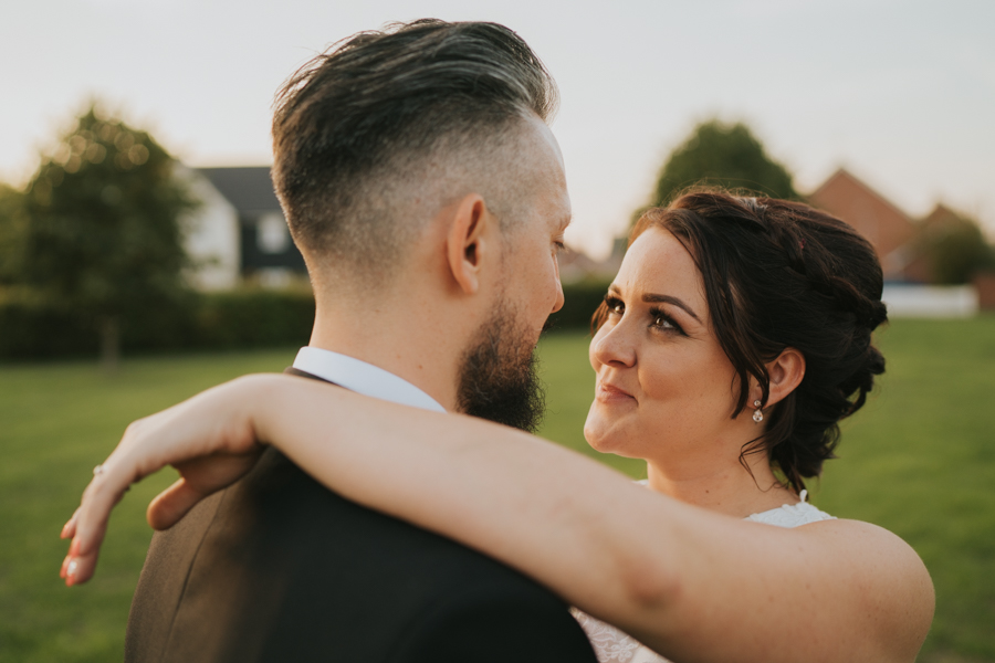 Golden hour wedding pics for a gorgeous colchester wedding, with Photography by Grace (21)