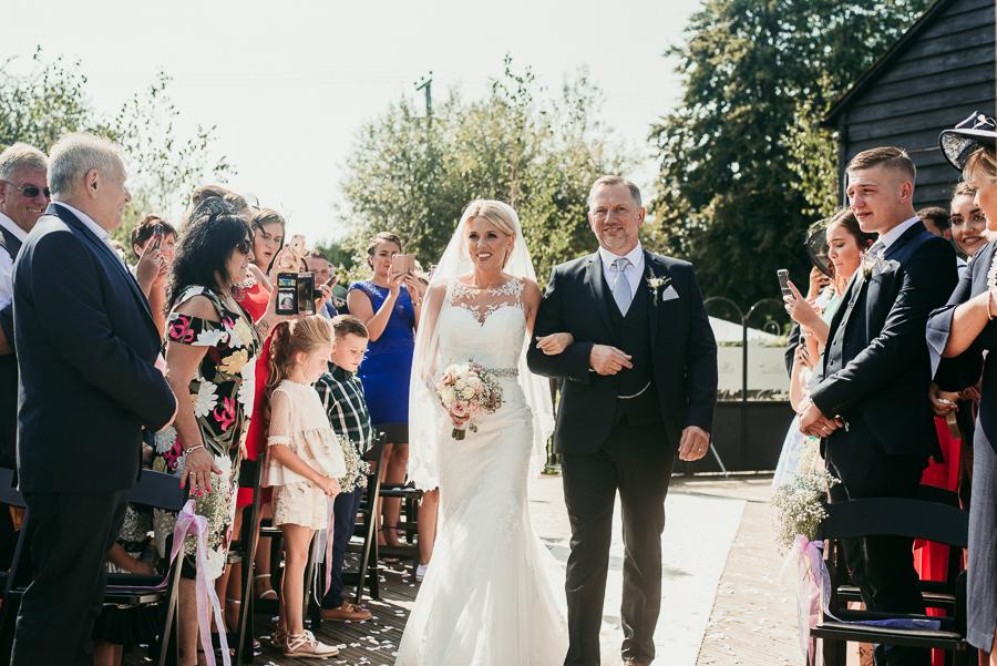 Upchurch apple orchard Kent wedding with Charlene Webb on English-Wedding.com (12)