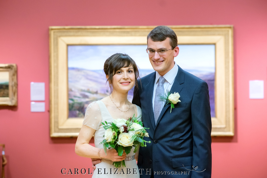 See the Ashmolean museum transformed for a unique wedding celebration with images by Carol Elizabeth Photography (14)