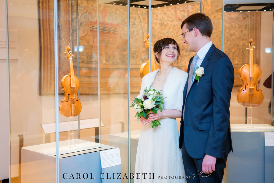 See the Ashmolean museum transformed for a unique wedding celebration with images by Carol Elizabeth Photography (16)
