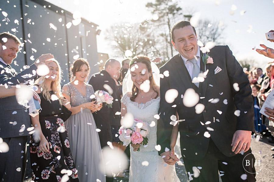 confetti shots by Hertfordshire wedding photographer Becky Harley (4)