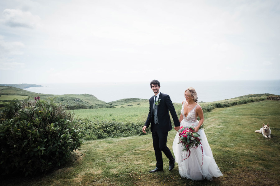 Cornwall festival weddings with Wild Tipi, image by Verity Westcott Photography (16)