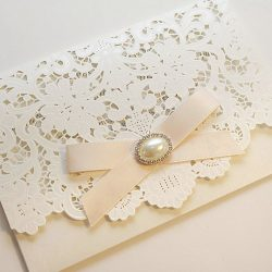 New English Wedding member welcome – Luxe wedding stationery by Polina Perri