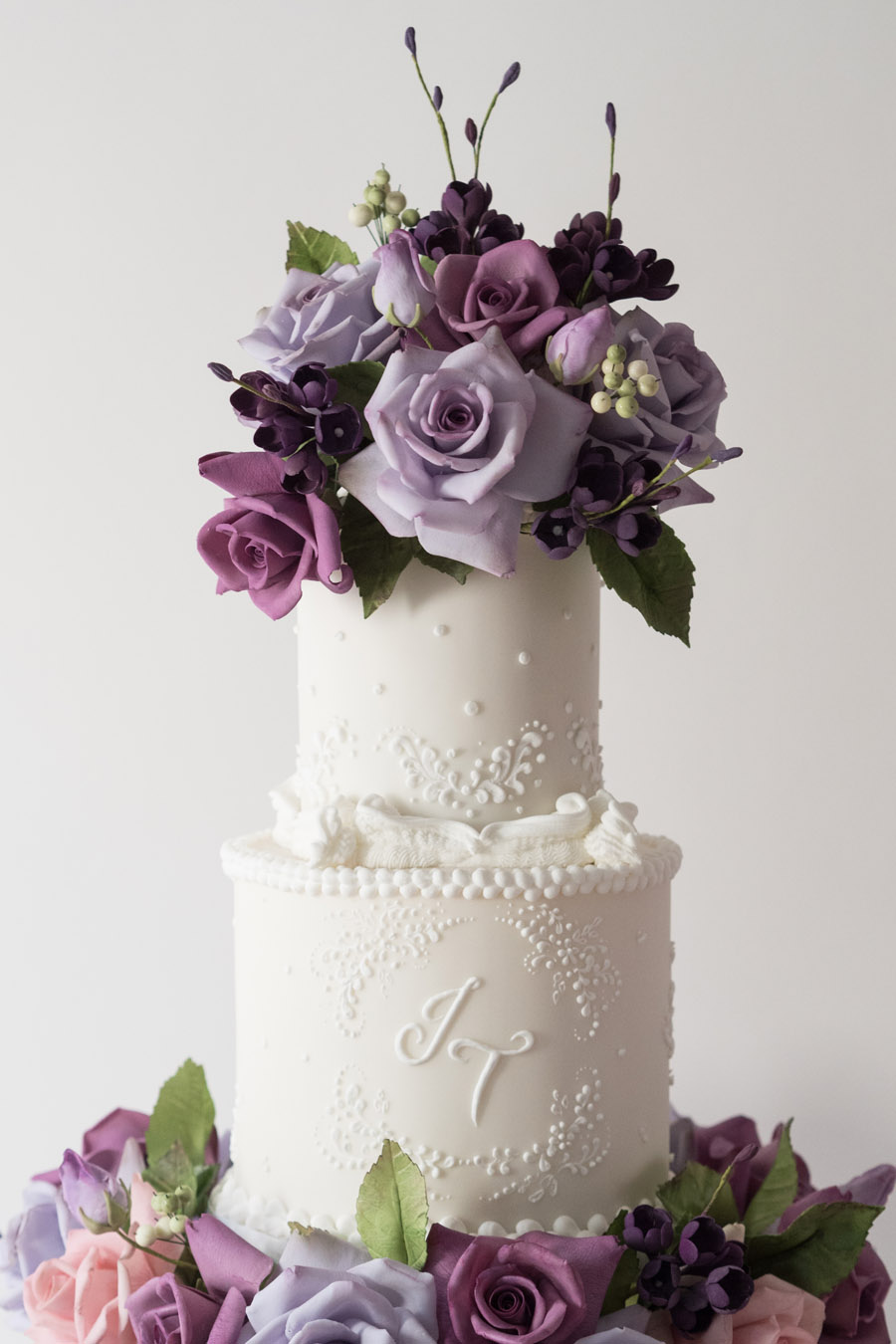 Beautiful wedding cakes by The Frostery - trends and ideas for 2019 (20)