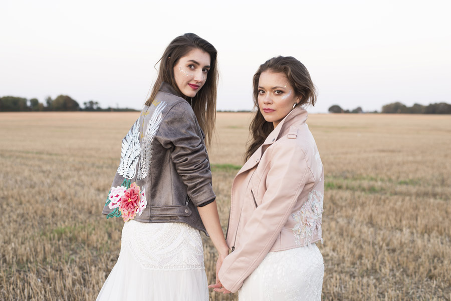 Same sex wedding styling boho chic festival inspiration - image credit Emma Hall Photography (39)