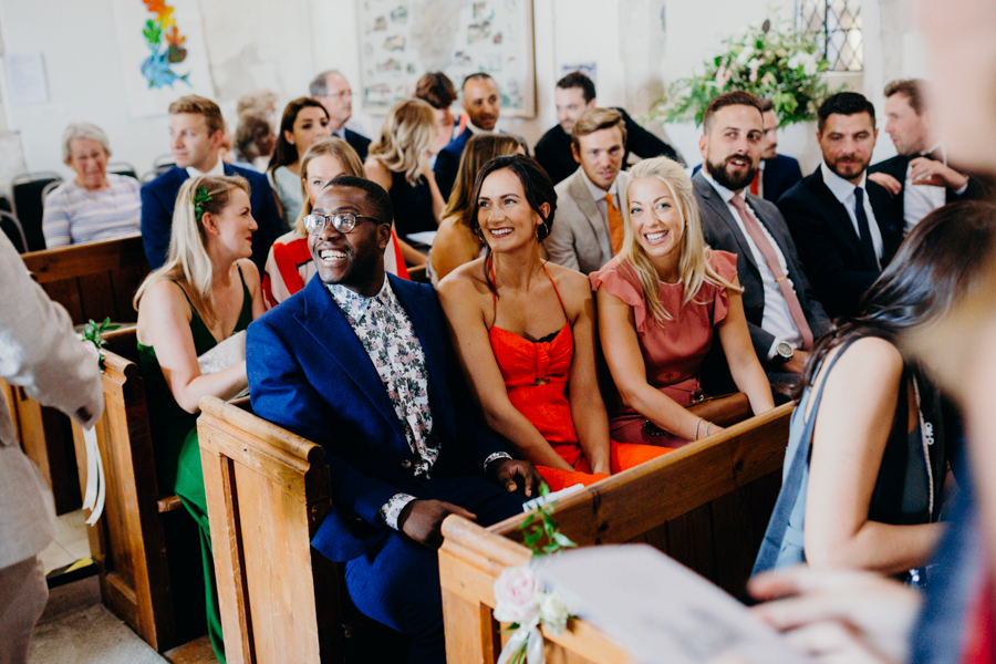 Beard & Mane captured this beautiful summer wedding at West Dean College, Chichester (11)