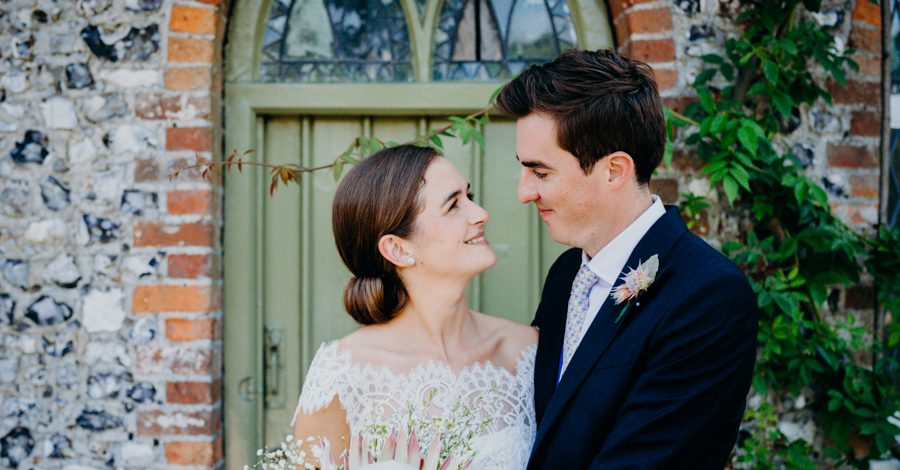 Beard & Mane captured this beautiful summer wedding at West Dean College, Chichester (20)