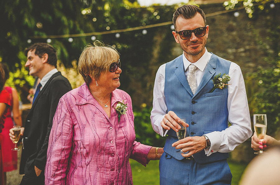 Festival vibes and a gorgeous Devon wedding at Colehayes Park, photo credit Howell Jones Photography (10)