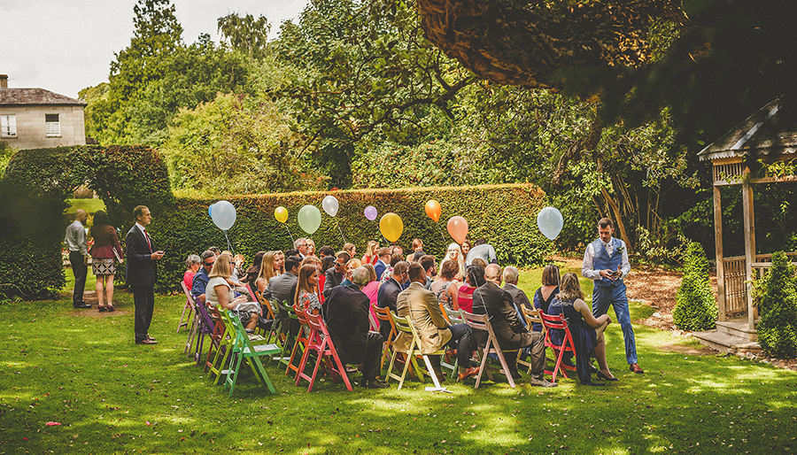 Festival vibes and a gorgeous Devon wedding at Colehayes Park, photo credit Howell Jones Photography (11)