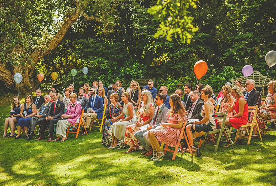Festival vibes and a gorgeous Devon wedding at Colehayes Park, photo credit Howell Jones Photography (13)