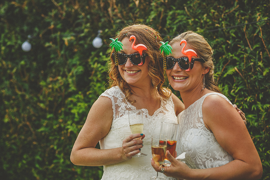 Festival vibes and a gorgeous Devon wedding at Colehayes Park, photo credit Howell Jones Photography (17)