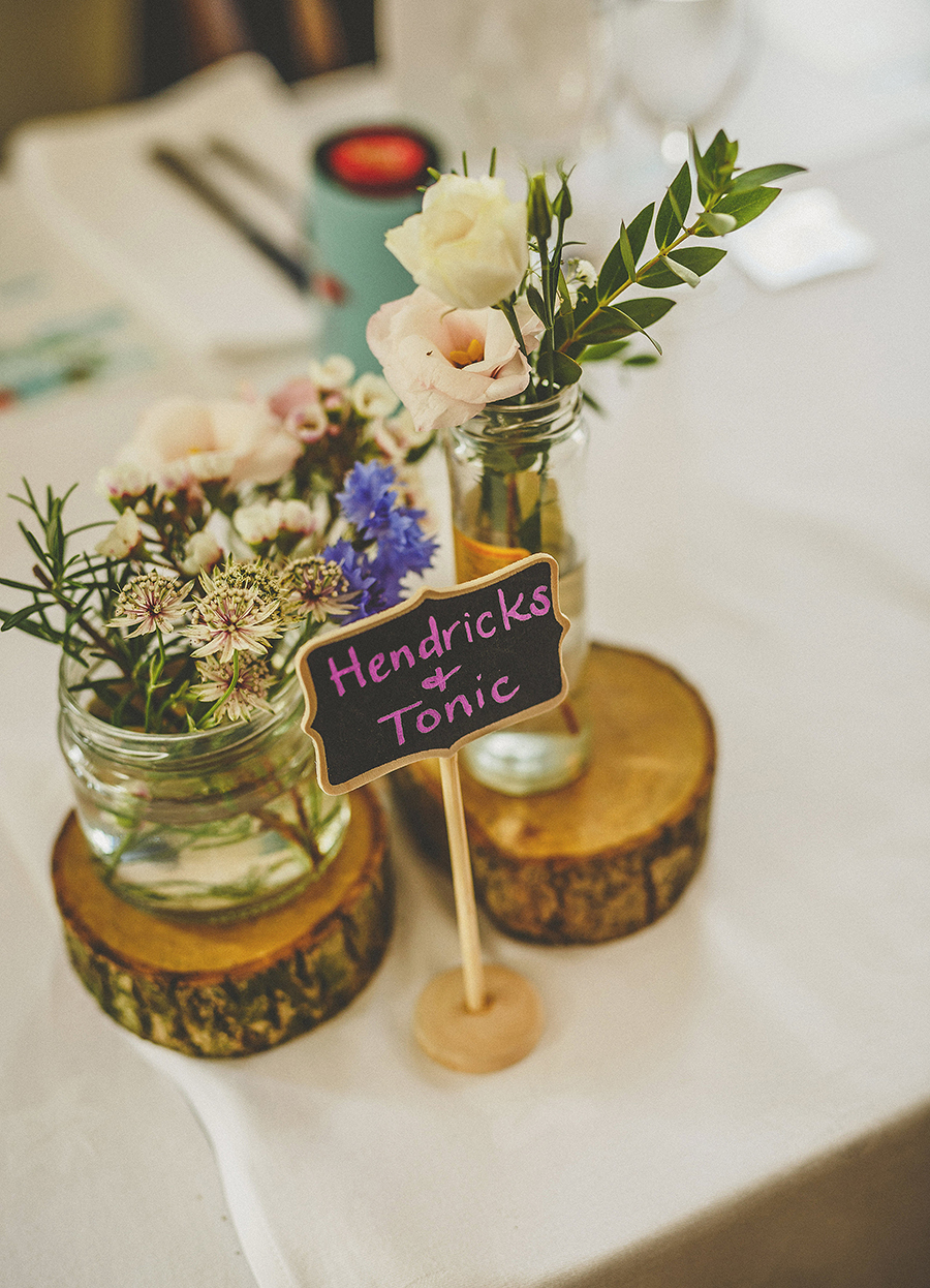 Festival vibes and a gorgeous Devon wedding at Colehayes Park, photo credit Howell Jones Photography (24)