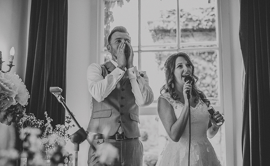Festival vibes and a gorgeous Devon wedding at Colehayes Park, photo credit Howell Jones Photography (29)