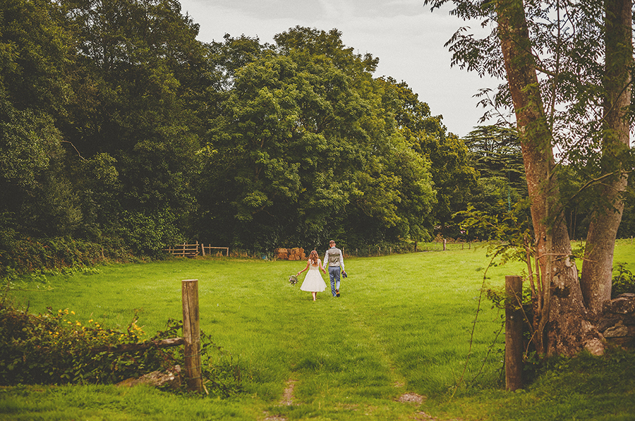 Festival vibes and a gorgeous Devon wedding at Colehayes Park, photo credit Howell Jones Photography (30)