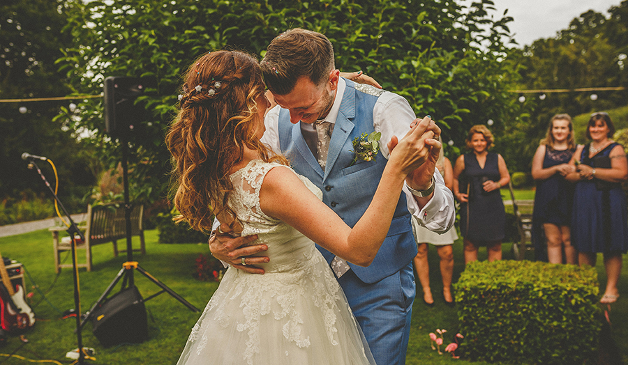 Festival vibes and a gorgeous Devon wedding at Colehayes Park, photo credit Howell Jones Photography (34)
