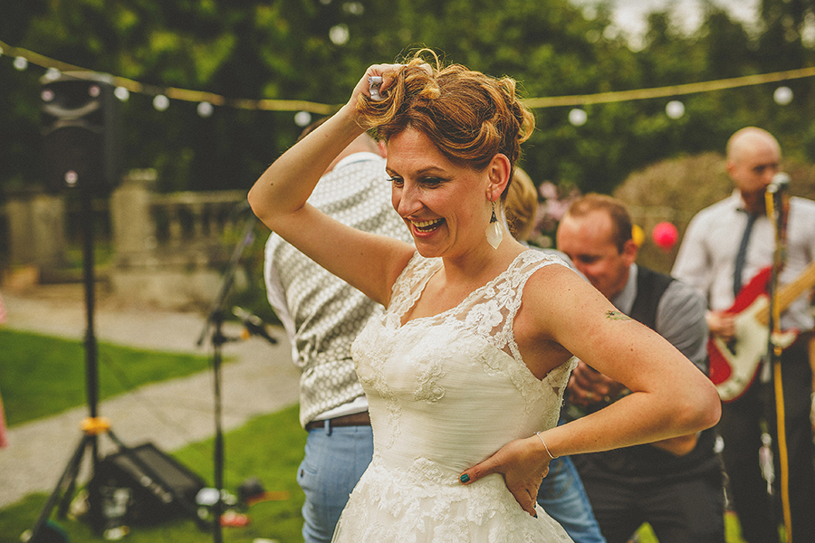 Festival vibes and a gorgeous Devon wedding at Colehayes Park, photo credit Howell Jones Photography (35)