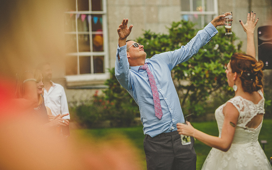 Festival vibes and a gorgeous Devon wedding at Colehayes Park, photo credit Howell Jones Photography (37)