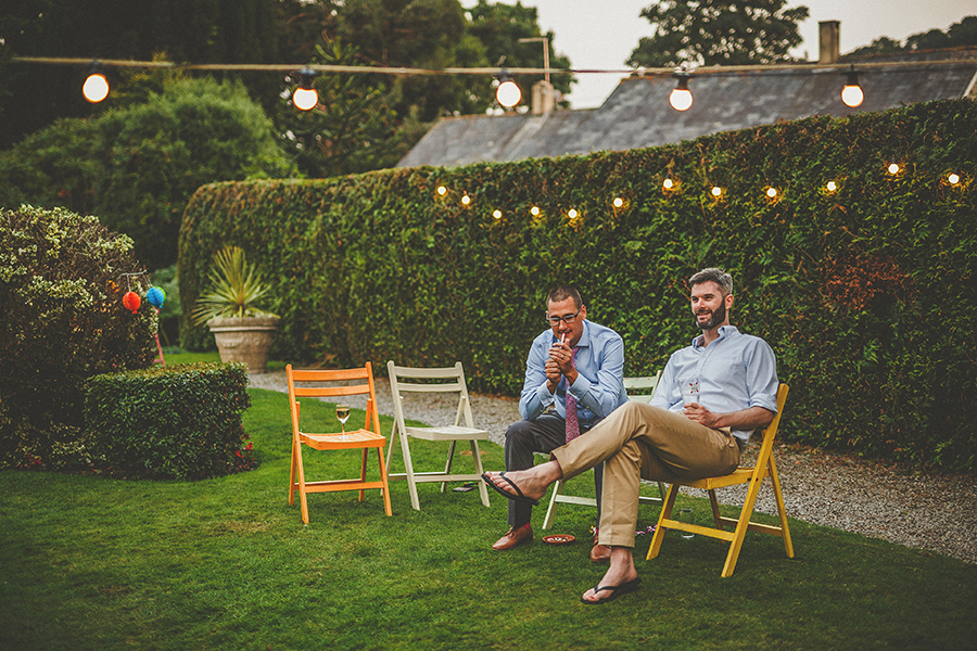 Festival vibes and a gorgeous Devon wedding at Colehayes Park, photo credit Howell Jones Photography (39)
