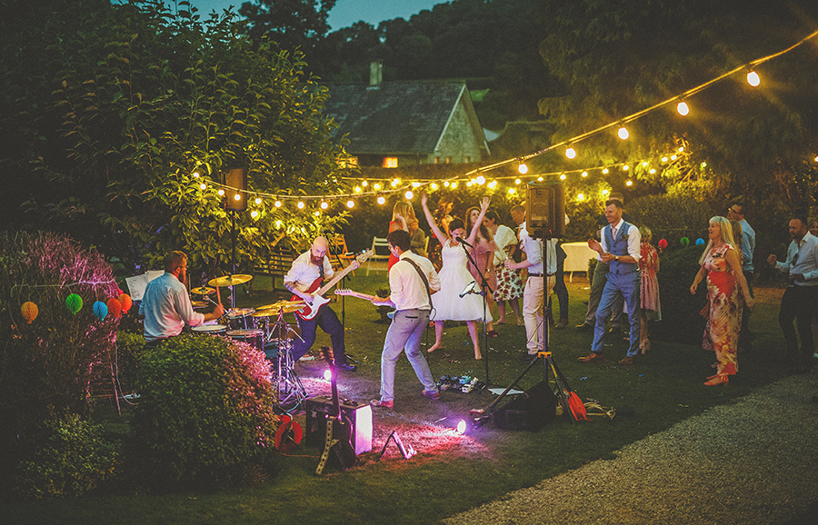 Festival vibes and a gorgeous Devon wedding at Colehayes Park, photo credit Howell Jones Photography (42)
