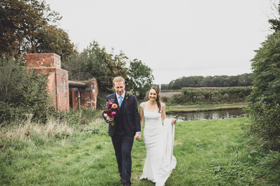 A gorgeous village hall wedding at Dunham Massey, with Jess Yarwood Photography (35)