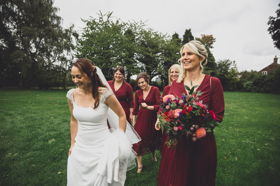 A gorgeous village hall wedding at Dunham Massey, with Jess Yarwood Photography (37)