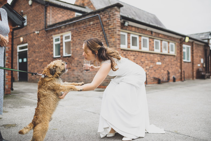 A gorgeous village hall wedding at Dunham Massey, with Jess Yarwood Photography (38)
