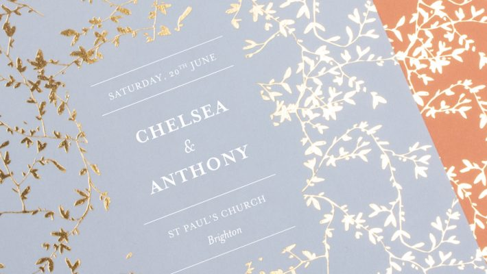Atelier Rosemood designer wedding stationery