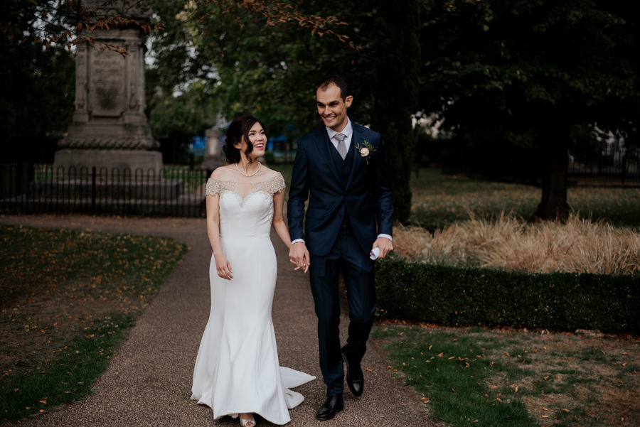 Real wedding at Greenwich Park, image credit London Photographer Emily Black (39)