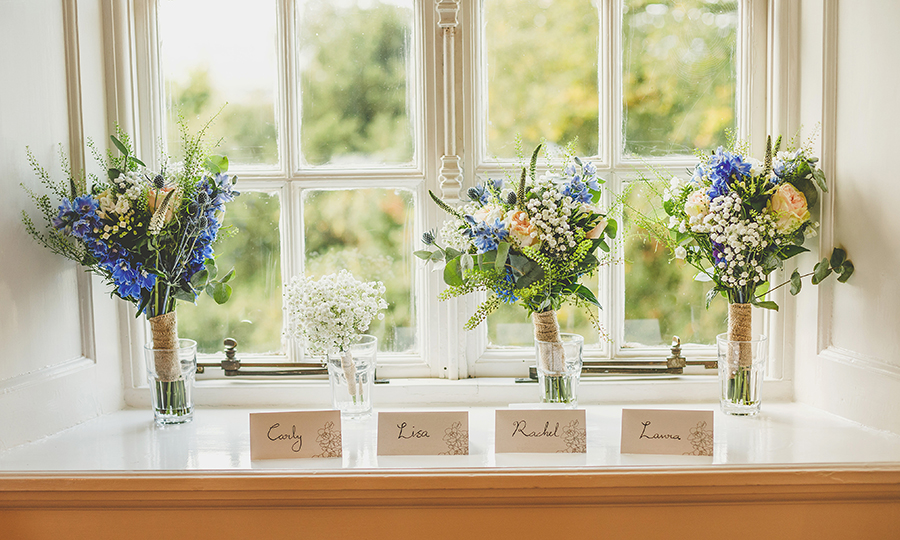 Beautiful summer wedding at Barley Wood, images by Howell Jones Photography (1)