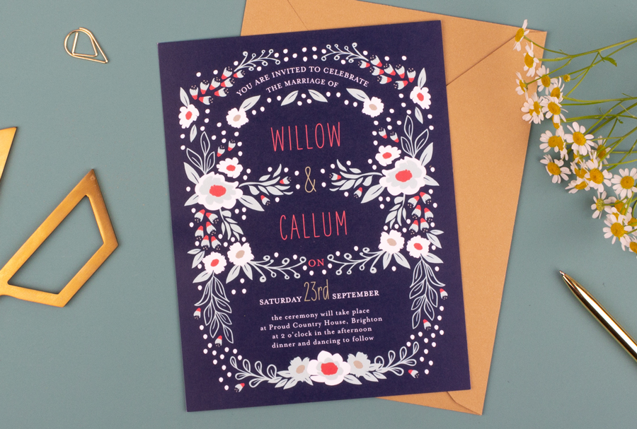 wedding stationery by Rosemood on English-Wedding.com (8)