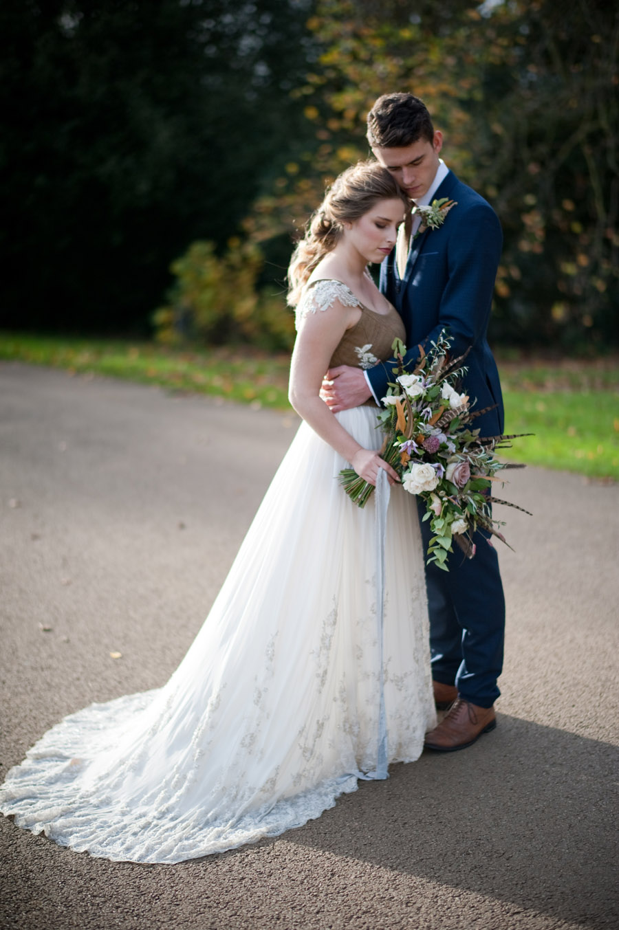 Luxe, modern wedding style ideas by Natalie Hewitt, image credit Rachael Connerton Photography (2)