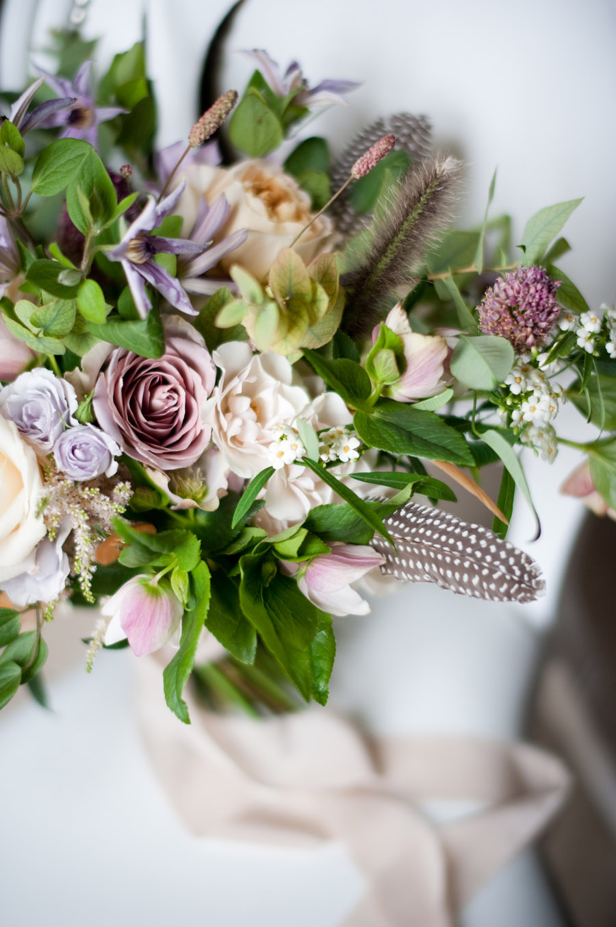 Luxe, modern wedding style ideas by Natalie Hewitt, image credit Rachael Connerton Photography (13)