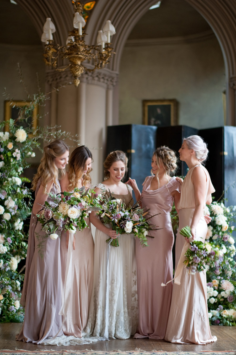Luxe, modern wedding style ideas by Natalie Hewitt, image credit Rachael Connerton Photography (1)